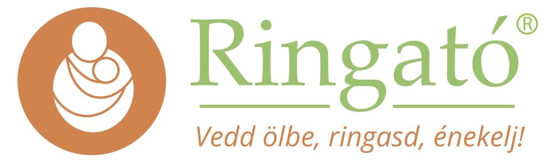 Ringató logo horizontális